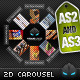 Professional 2D Carousel AS2 and AS3 - ActiveDen Item for Sale