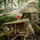 fairy house (stump) - PhotoDune Item for Sale