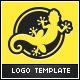 Reptile Studio Logo Template - GraphicRiver Item for Sale