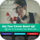 Career Boost Consultant Flyer - GraphicRiver Item for Sale