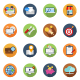 SEO and Business Icons - GraphicRiver Item for Sale
