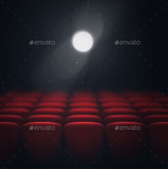 GraphicRiver Cinema Projector 10962558