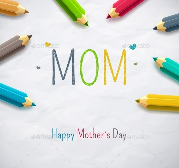 GraphicRiver Mother s Day 10962574