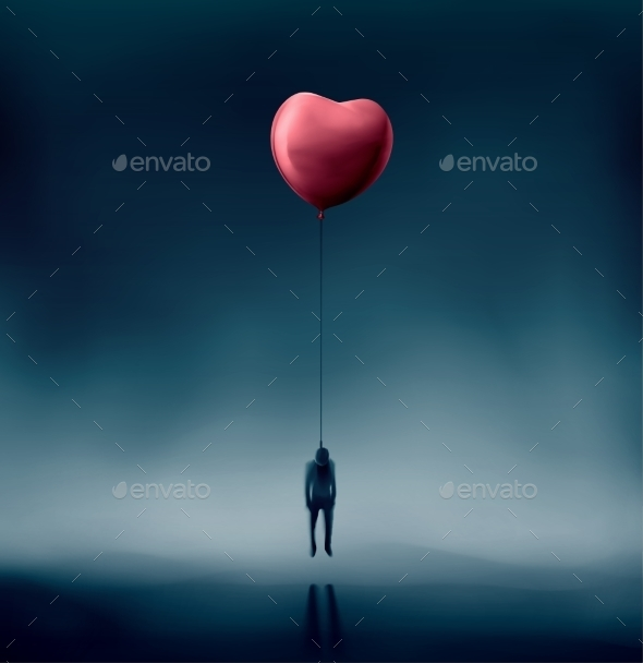 GraphicRiver Unhappy Love 10962578