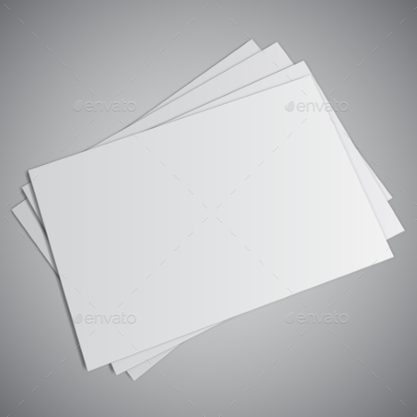 GraphicRiver White Business Card 10962589