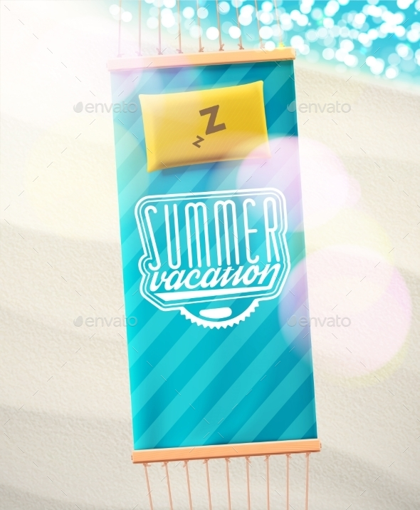 GraphicRiver Summer Vacation 10962672
