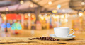 blurred image of shopping mall and restaurant. - PhotoDune Item for Sale
