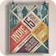 Grunge Indie Flyer - GraphicRiver Item for Sale