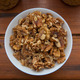 bowl of shelled organic walnuts - PhotoDune Item for Sale
