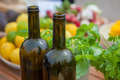 mediterranean diet, wine and vegetables - PhotoDune Item for Sale
