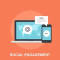 Social Engagement - PhotoDune Item for Sale