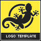 Gecko Brand Logo Template - GraphicRiver Item for Sale