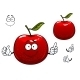 Apple Cartoon  - GraphicRiver Item for Sale
