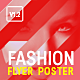 Contemporary Fashion Flyer Poster - GraphicRiver Item for Sale