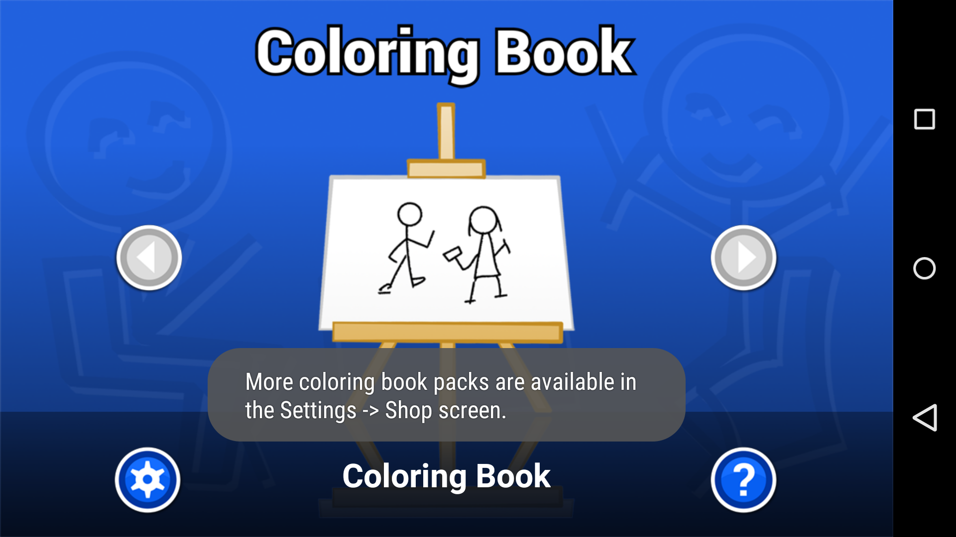 Coloring book html5 - Kids Coloring Book For Android