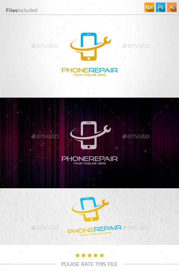 GraphicRiver Mobile Logo 10963964
