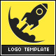 Rocket Boost Logo Template - GraphicRiver Item for Sale