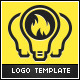Hottest Ideas Logo Template