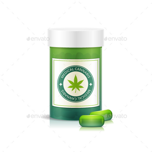 GraphicRiver Medical Marijuana 10964143