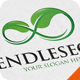 Endless Eco Logo - GraphicRiver Item for Sale
