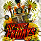 Flyer Hip-Hop Fridays Konnekt - GraphicRiver Item for Sale
