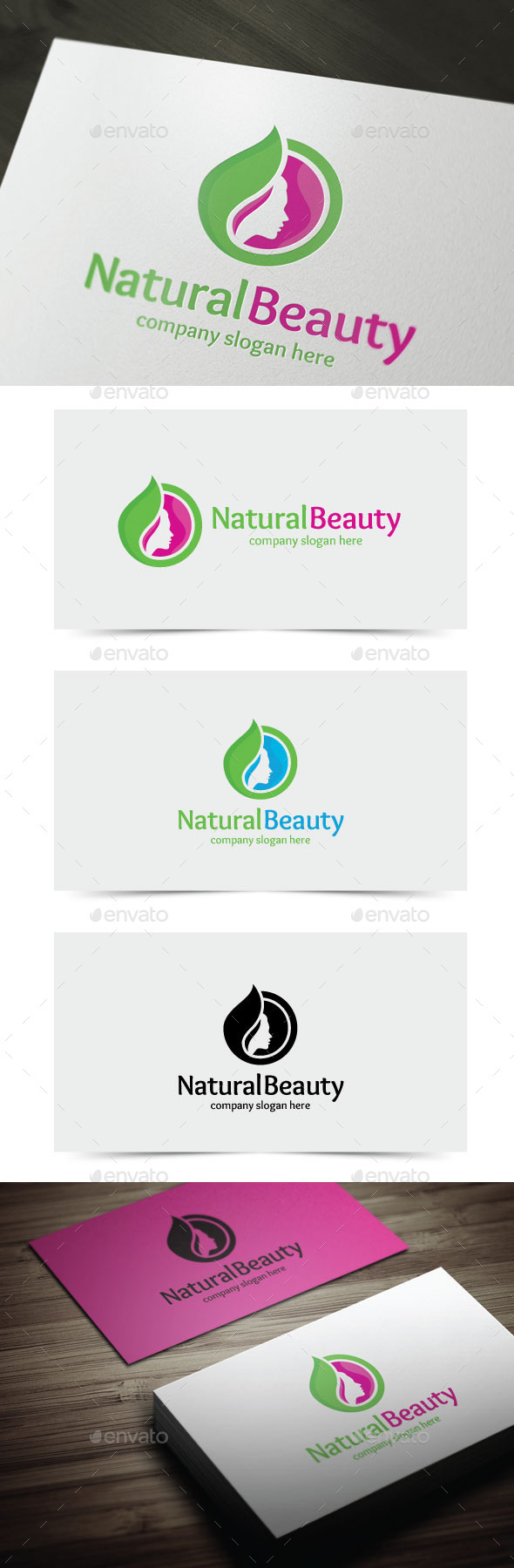 GraphicRiver Natural Beauty 10964497