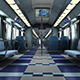 Metro interior scene - 3DOcean Item for Sale