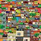 Favela Rio Tile - GraphicRiver Item for Sale