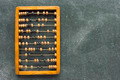 abacus on chalkboard - PhotoDune Item for Sale