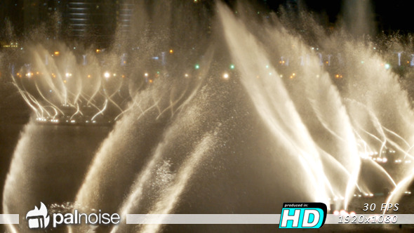 Fountain Perfomance Water Jet 01