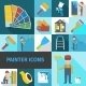 Painter Icons Set - GraphicRiver Item for Sale