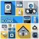 Smart House Icons - GraphicRiver Item for Sale