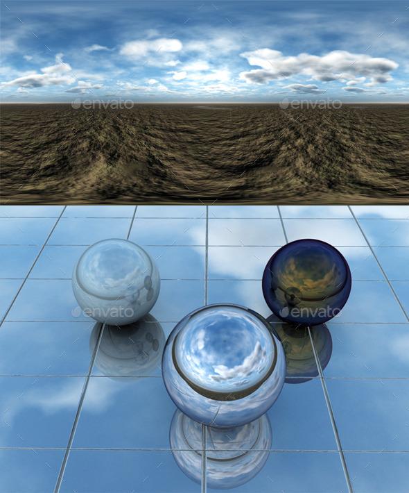 3DOcean Desert 238 10968392