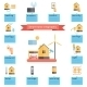 Smart Home Infographics - GraphicRiver Item for Sale