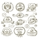 Spa Salon Label Set - GraphicRiver Item for Sale