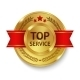 Top Service Badge - GraphicRiver Item for Sale