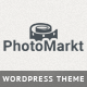 PhotoMarkt - Photography eCommerce Theme - ThemeForest Item for Sale