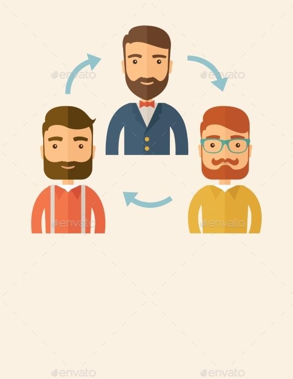 GraphicRiver Business Communication 10969103