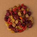 Circle of mixed dried fruits - PhotoDune Item for Sale
