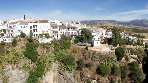 VideoHive View Of The Beautiful City Of Ronda In Andalucia Spain 10 10970418