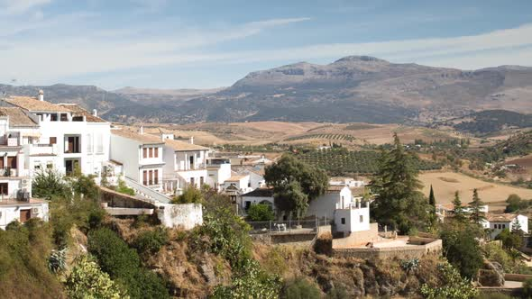 VideoHive View Of The Beautiful City Of Ronda In Andalucia Spain 11 10970429