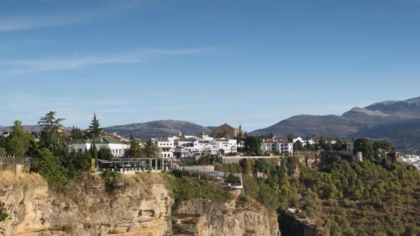 VideoHive View Of The Beautiful City Of Ronda In Andalucia Spain 12 10970436