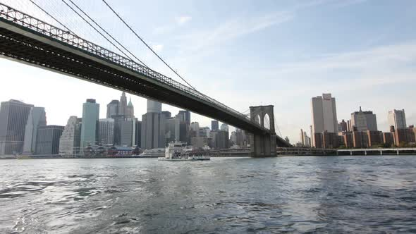 VideoHive Timelapse Of Brooklyn Bridge Ney York Usa 3 10970561