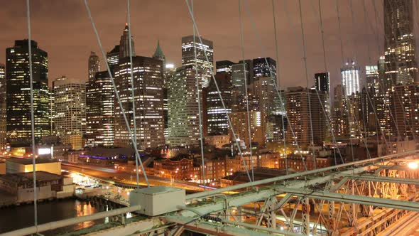 VideoHive Timelapse Of Brooklyn Bridge Ney York Usa 4 10970572