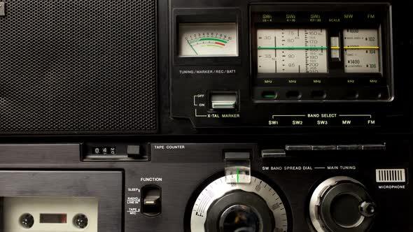 Vintage Radio Dial 2
