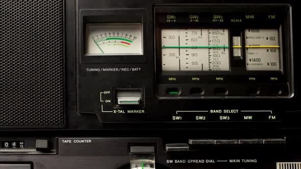 Vintage Radio Dial 3