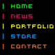 Multicolor-XML-Menu - ActiveDen Item for Sale