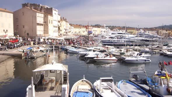 VideoHive St Tropez France Port Harbour Boats 14 10971554