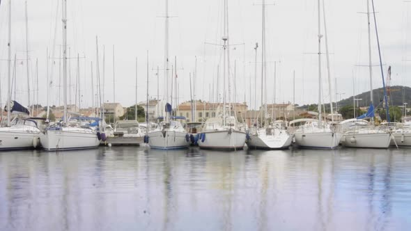 VideoHive St Tropez France Port Harbour Boats 17 10971584