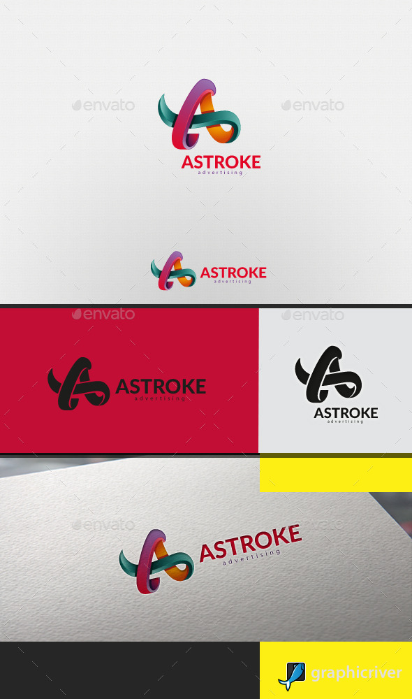 GraphicRiver Astroke 10972113